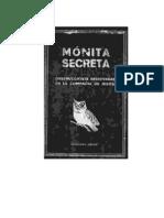Jesuitas -Mónita secreta (Instrucciones reservadas de la Compañia de Jesús)