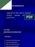 Acto Administrativo y Derecho Adm Preparado El 16ene08