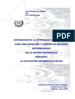 Manual de Usuario Hidraulica y Hidrologia