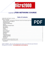 Complete Network Course