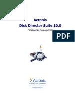 Disk Director Suite 10