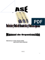 Manual de Organizacion Jase