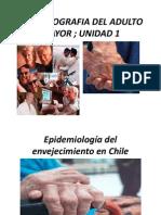 Epidemiología del envejecimiento en Chile