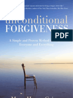 Unconditional Forgiveness by Mary Hayes Grieco - Ch 1
