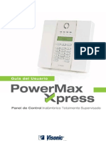 Power Max Express Spanish User Guide
