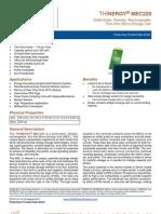 Ips Thinergy Mec220 Datasheet Ds1013 v1!0!20110816