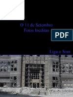 11 de Setembro 2001