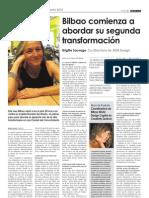 2011 10 - Periódico Gestión 1 - Brigitte