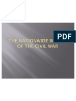 Civil War Primary Source Power Point