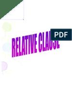Relative Clauset Toeic