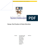 Research Paper - Energy of the Future