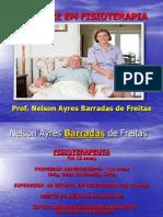 Disciplina de Home Care Em Fisioterapia