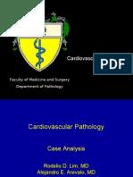 CDSA Cardiovascular Pathologyl