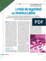 La Doble Cirsis de Seguridad de America Latina
