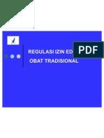 Regulasi Dan Ijin OBA
