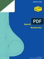 Standard Specification for Roadworks - JKR-SPJ-1988