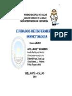 cuidados de infectologia