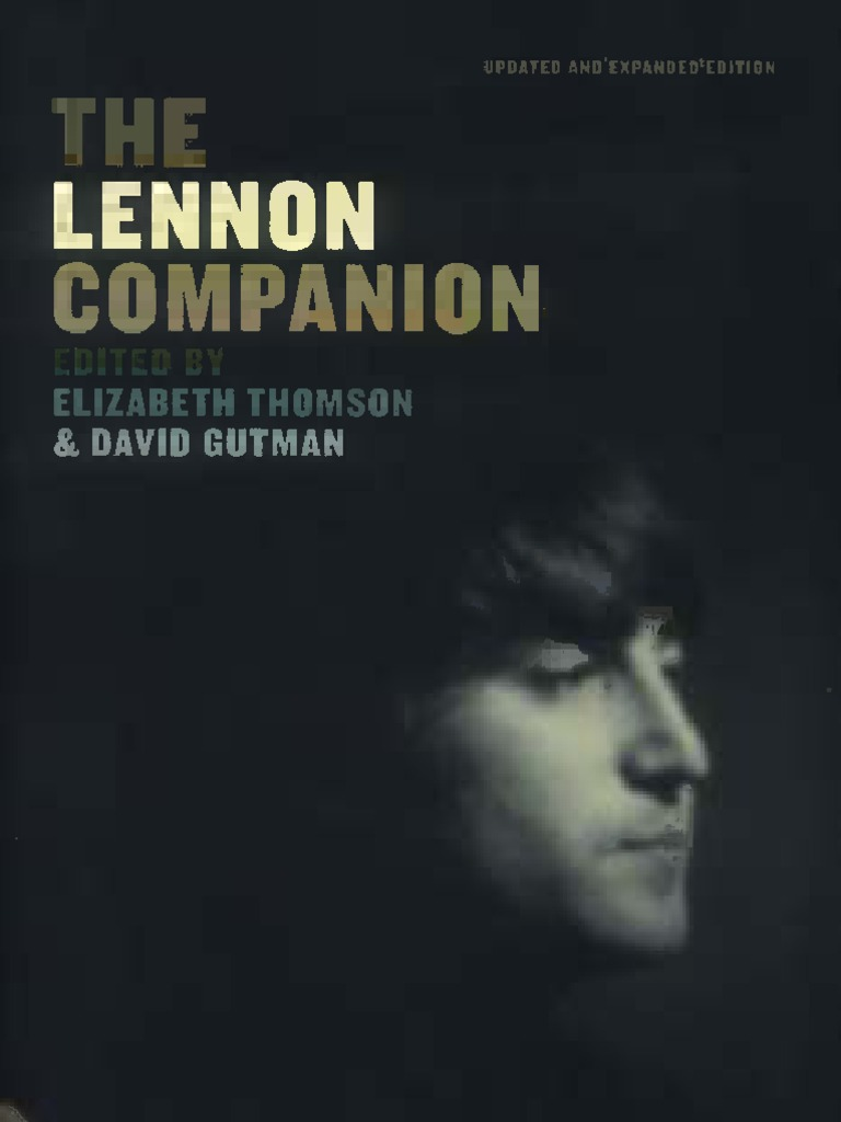 The lennon companion the beatles john lennon fandeluxe Image collections