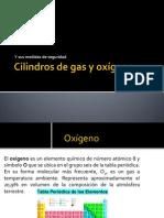 OXIGENO Y BALONES