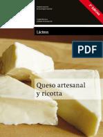 Cuadernillo-queso Artesanal Ricotta 2