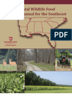 Supplemental Wildlife Food Planting Guide for SE - p2111