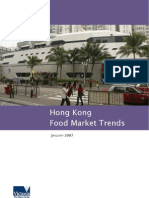 Hong Kong Food Market Trends
