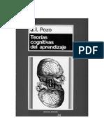 POZO J.I. (2006) - Teorias Cognitivas Del Aprendizaje. Editorial MORATA. España