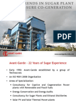 Sugar Plant High Pressure on