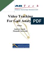 Video Tracking fot Gait Analysis
