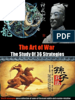 36 Famous Chinese Strategies