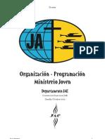 Dossier Organizacion Planificacion