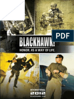 2012 BlackHawk Tactical Catalog