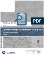Watermark Image Php Roadmap 09