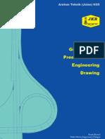 Arahan Teknik (Jalan) 6-85 - Guidelines for Presentation of Engineering Drawing