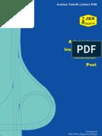 Arahan Teknik (Jalan) 9-86 - A Guidelines for Installation of Kilometer Post