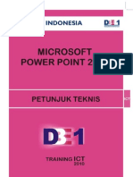 9. Power Point DBE1[Final]1