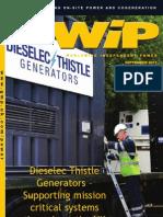 WIP September 2011