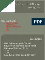 Tìm hiểu về lập trình Socket trong Java