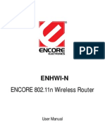 Encore Wireless Router