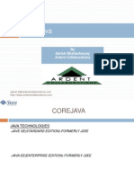 Core Java Ppt