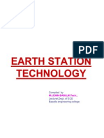 11.Earth Station Technology