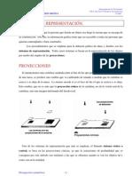 Apuntes y ejercicios - Perspectiva isométrica