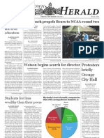 November 18, 2011 issue