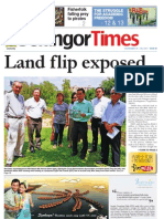 Selangor Times 18 Nov 2011