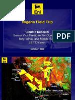 Nigeria Descalzi Presentation