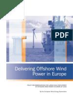 Ewea Offshore Report