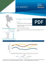Bangkok Office Market Report Q3 2011 from Colliers International