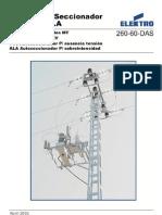 DAS abc InterruptorSeccionador ES Catálogo 260-60-DAS
