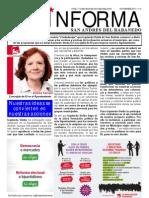 Revista nº 4 Izquierda Unida San Andrés del Rabanedo