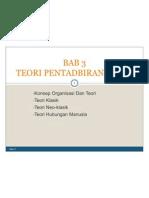 BAB_3_TEORI_PENTADBIRAN_AWAM_FT